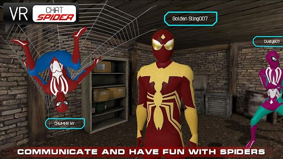 Download VR Chat Spider Simulator For PC Windows and Mac apk screenshot 2