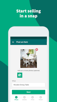OfferUp - Buy. Sell. Offer Up APK screenshot thumbnail 3