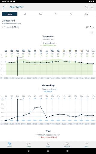 Bayer Agrar Wetter  screenshots 9