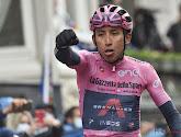 """Bernal verloor kostbare tijd in Vuelta: """"Een klein foutje gemaakt"""""""