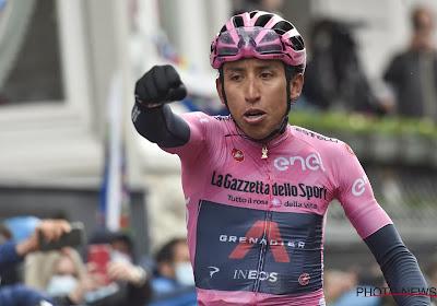 🎥 18-jarige Spaans wielertalent klimt sneller dan Egan Bernal in de Giro
