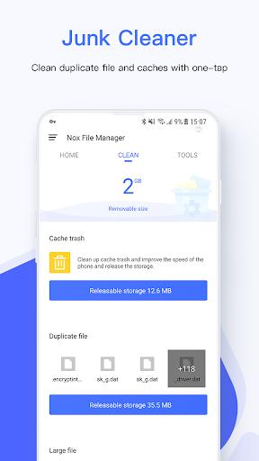 Nox File Manager - file explorer, safe & efficient 2.0.6 Screenshots 6