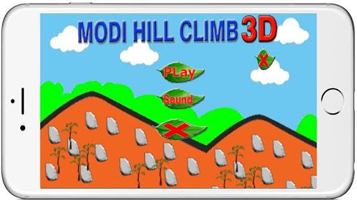 Modi Up Hill Climb 3D