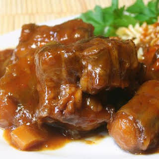 Beef Oxtail Stew Crock Pot Recipes.
