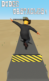 Trump Border Wall Run- screenshot thumbnail