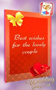 Wedding Greeting Cards screenshot 4