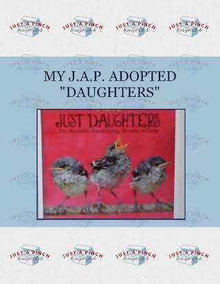 "MY  J.A.P. ADOPTED   ""DAUGHTERS"""