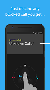 TrapCall: Unmask Blocked & Private Numbers Screenshot