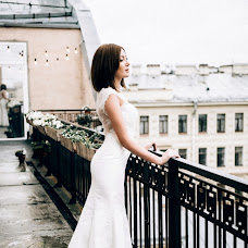 Wedding photographer Aleksandra Poyarkova (Poyarkovaav). Photo of 04.08.2016