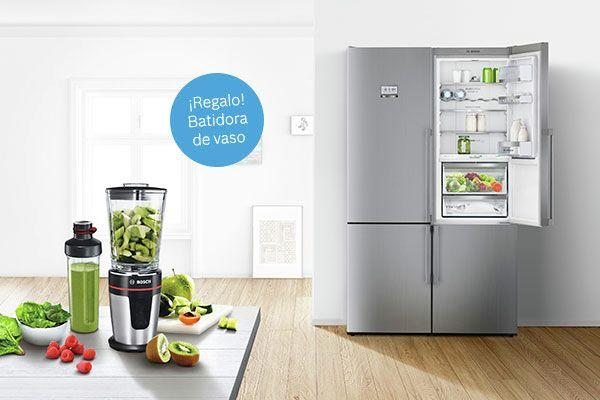 Pomocion frigorifiocs Bosch