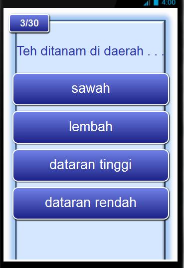 Latihan Soal Uas Ips Sd 3 Sem1 Android Apps On Google Play