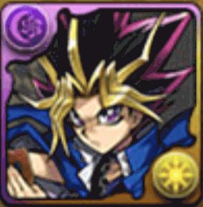 闇遊戯&ブラック・マジシャン師弟