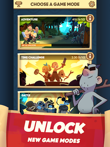 Almost a Hero - Idle RPG Clicker 4.0.1 screenshots 15
