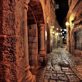 Jaffa by Abu  Janjalani Abdullah - Buildings & Architecture Public & Historical ( buildings&architecture )