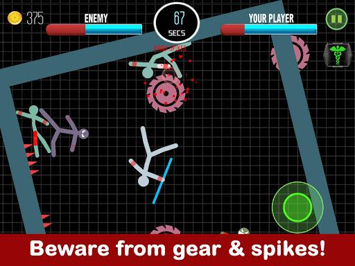 Stickman Fight 2 Player Games