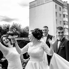 Wedding photographer Natalya Sidorovich (zlatalir). Photo of 23.07.2017