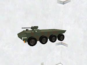 めっちゃ高い 装甲車