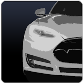 Live Wallpaper of Tesla Cars