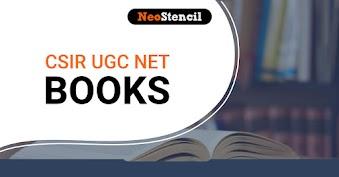 Important Books for CSIR UGC NET 2020