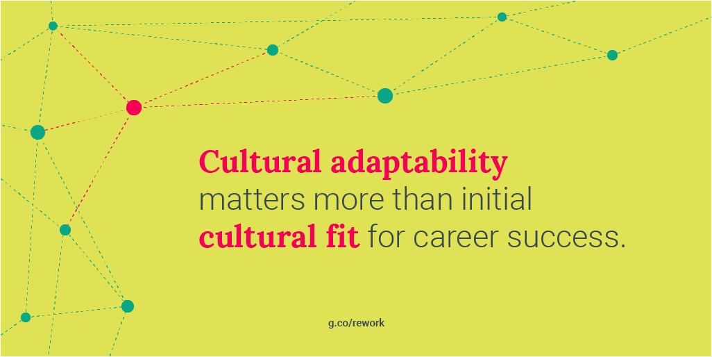Should you hire for cultural fit or adaptability?