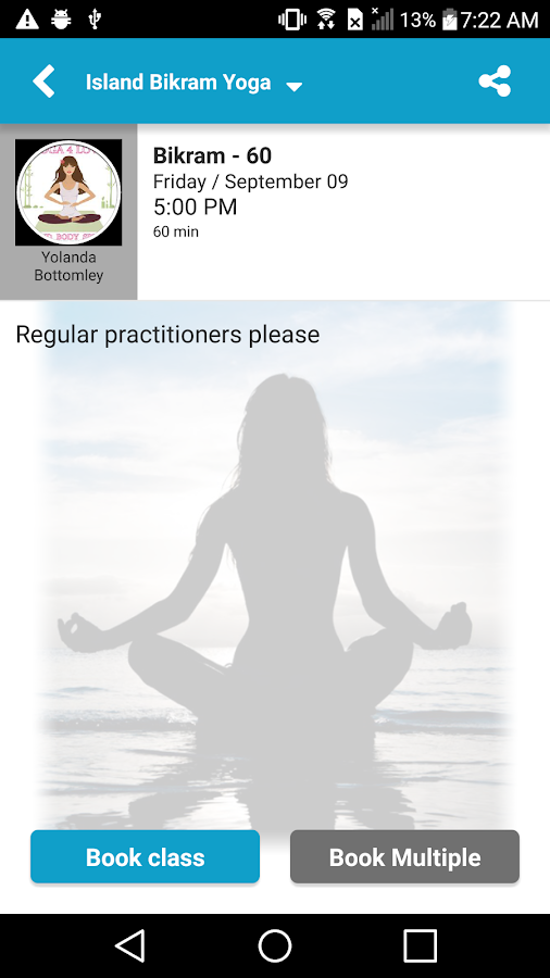 Island Bikram Yoga, Waikoloa- screenshot