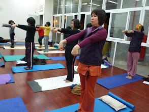 Photo: 20110406健康活力瑜珈005