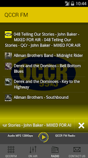 QCCR FM Radio- screenshot thumbnail