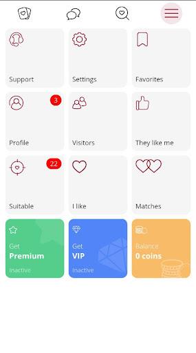 Better4u online dating  screenshots 4
