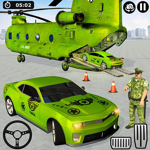 US Army Transport Plane Simulator
