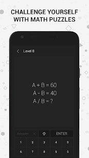 Math | Riddles and Puzzles Math Game Screenshot