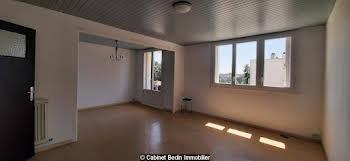 Appartement 5 pièces 68,9 m2