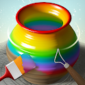 Pottery Master– Relaxing Ceramic Art icon