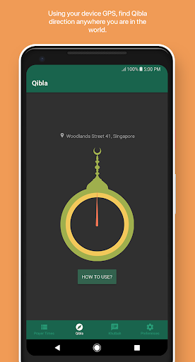 PrayerTime Pro - Azan, Qibla, Khutbah screenshot 5
