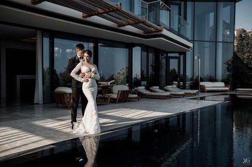 Wedding photographer Yuriy Golyak (golyak). Photo of 02.08.2019