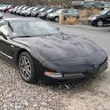 Fonds Chevrolet Corvette icon