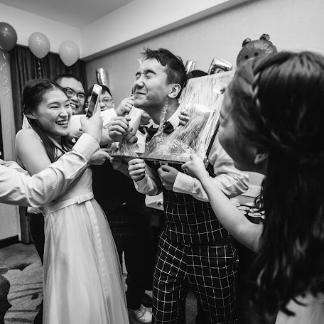 Wedding photographer Hui Hou (wukong). Photo of 09.10.2017