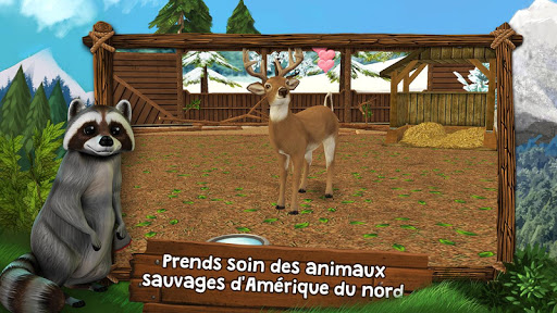 Pet World - WildLife America - jeu d'animaux  captures d'u00e9cran 2