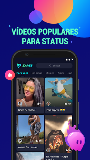 Zapee Status(Ex-Vstatus) 2.10.0.2102710 screenshots 1