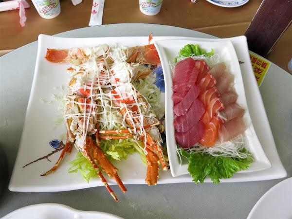 富美活海鮮 -- 南方澳漁港人氣海鮮餐廳