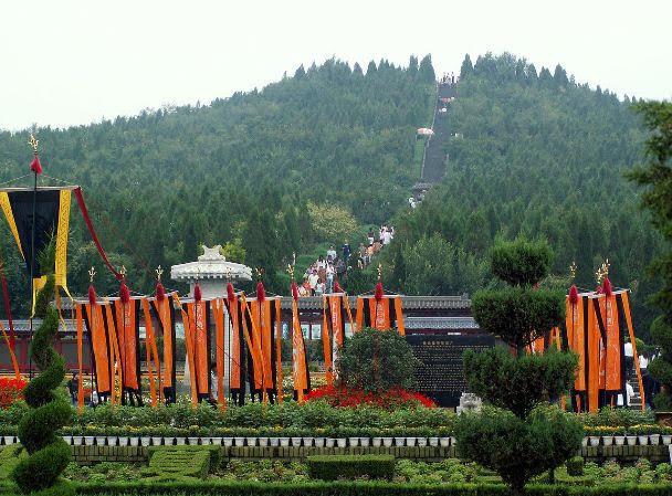 Mausoléu de Qin Shihuang