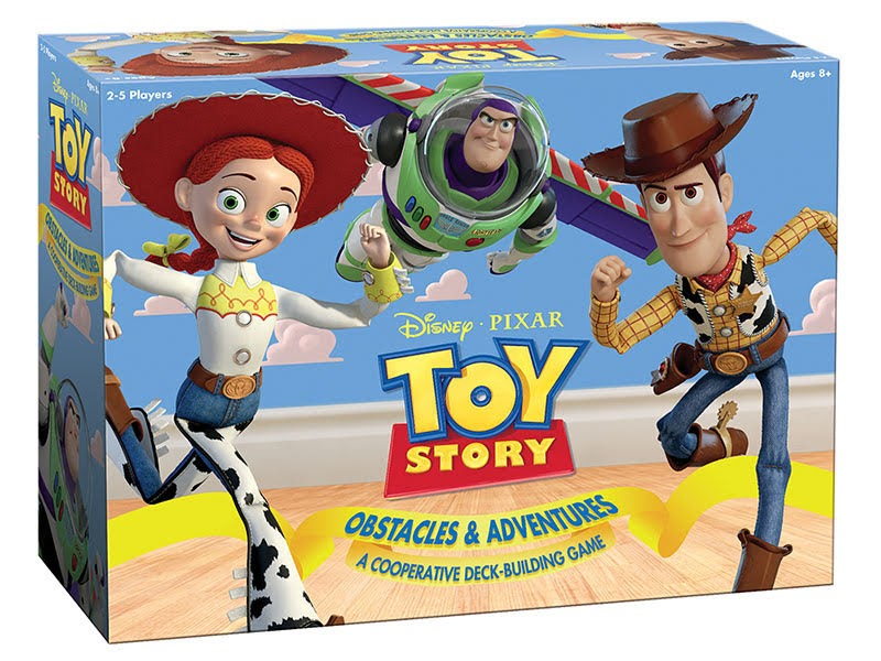 Toy Story: Obstacles and Adventures