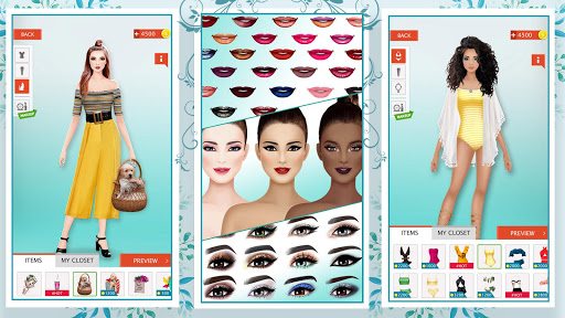 International Fashion Stylist: Model Design Studio filehippodl screenshot 15