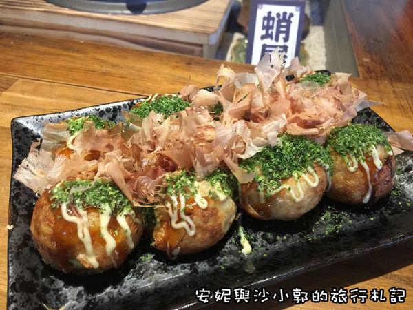 蛸屋本舖 寧靜巷弄彷彿來到日本吃道地日式章魚燒 台南隱藏消夜推薦
