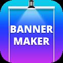 Banner Maker, Thumbnail Maker, Cover Maker icon
