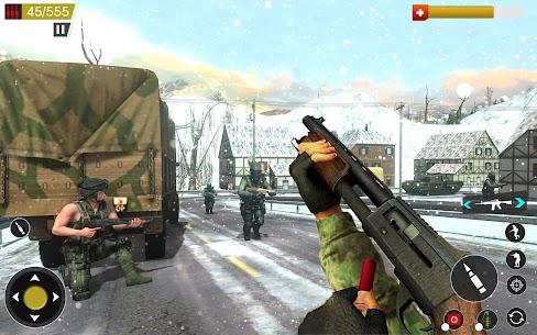 American World War Fps Shooter Mod Apk 6.0 (Unlimited Money) 2