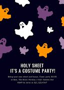 Holy Sheet Costume Party - Halloween item