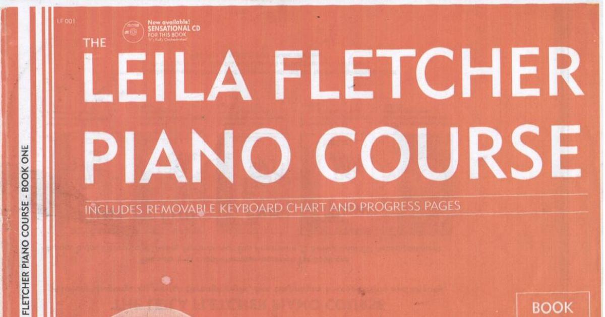 Leila Fletcher Piano Course Book 1 Pdf Google Drive