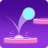 Bouncez - 3D Ball Games Icon