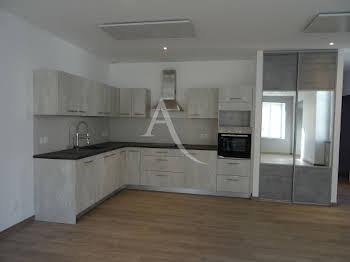 Appartement 4 pièces 112,54 m2