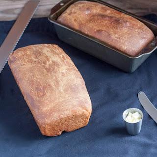 Rich White Bread (Brioche) for the Bread Machine Recipe